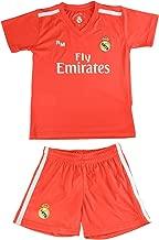 Amazon.es: camiseta real madrid roja