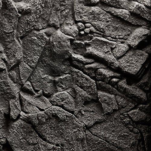 Juwel Aquarium Achterwand Stone - Graniet - 55,5 x 60,5 cm