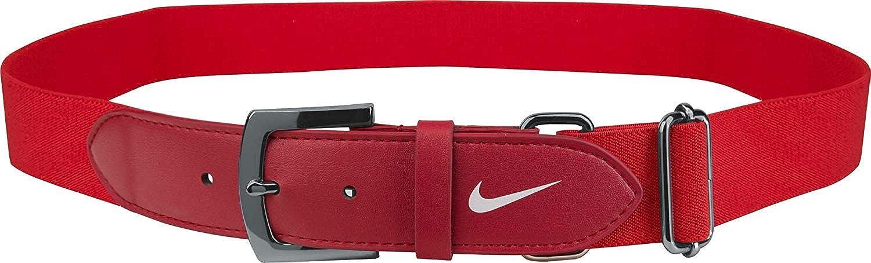 Nike Youth Baseball Belt 2.0 University Red Size One Size