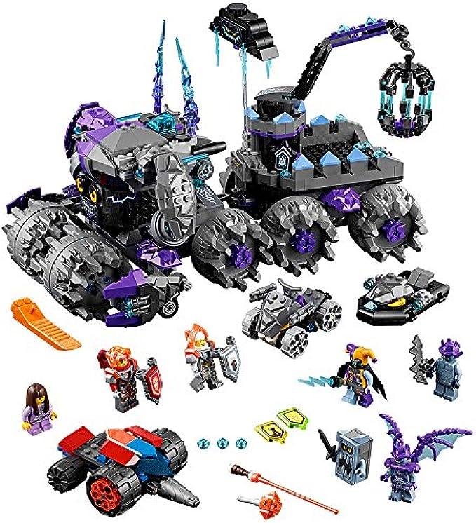 LEGO NexoKnights 70352 המפקדה