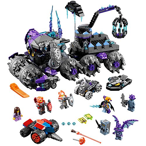 LEGO NEXO KNIGHTS Jestro's Headquarters 70352 Toy for Kids