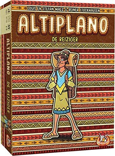 Unbekannt brettspiel Altiplano: der Reisende