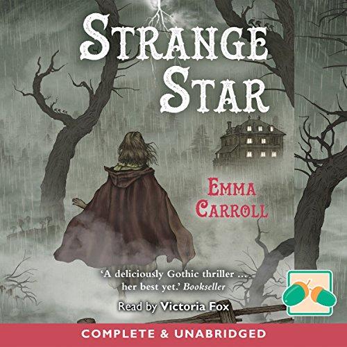 Strange Star audiobook cover art