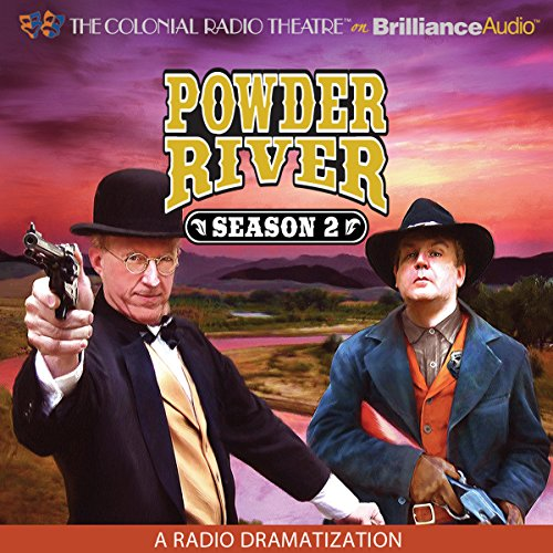 Powder River: Season Two audiobook cover art