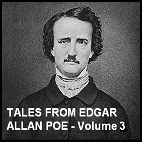 Tales From Edgar Allan Poe - Volume 3 copertina