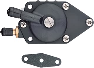 HIFROM New Outboard Fuel Pump with Gasket Replace for Johnson/Evinrude 20-140HP Replaces 438556 388268 385781