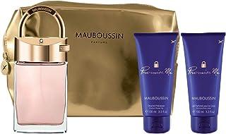 Mauboussin Promise Me Gift Set for Women- EDP, Shaving Gel and Body Lotion, 90 ml/100 ml/100 ml