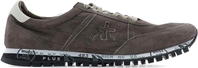 PREMIATA PREMIATA PREMIATA Herren SEAN2931 Grau Leder Sneakers B07PV31GXW bbbb9b