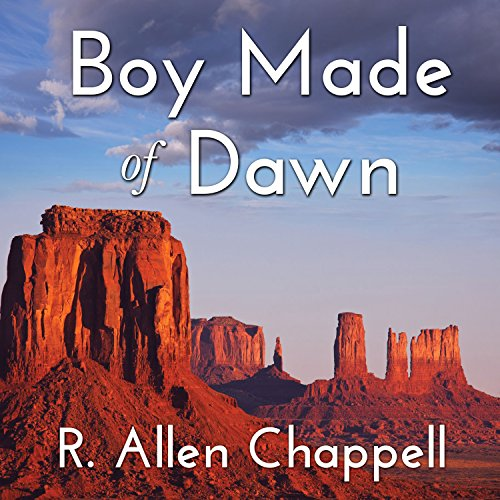 Boy Made of Dawn audiobook cover art