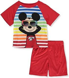 Disney Mickey Mouse 男童睡衣 2 件套