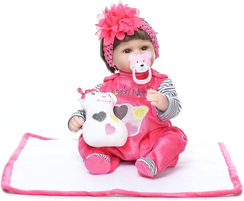 LLX Reborn Baby Doll Realistische Simulation Babys Puppen 15 Zoll 40 cm Lebensechte Spielzeug Kinder Geburtstagsgeschenk B07GTVJJ1C Günstigen Preis  | Verkauf