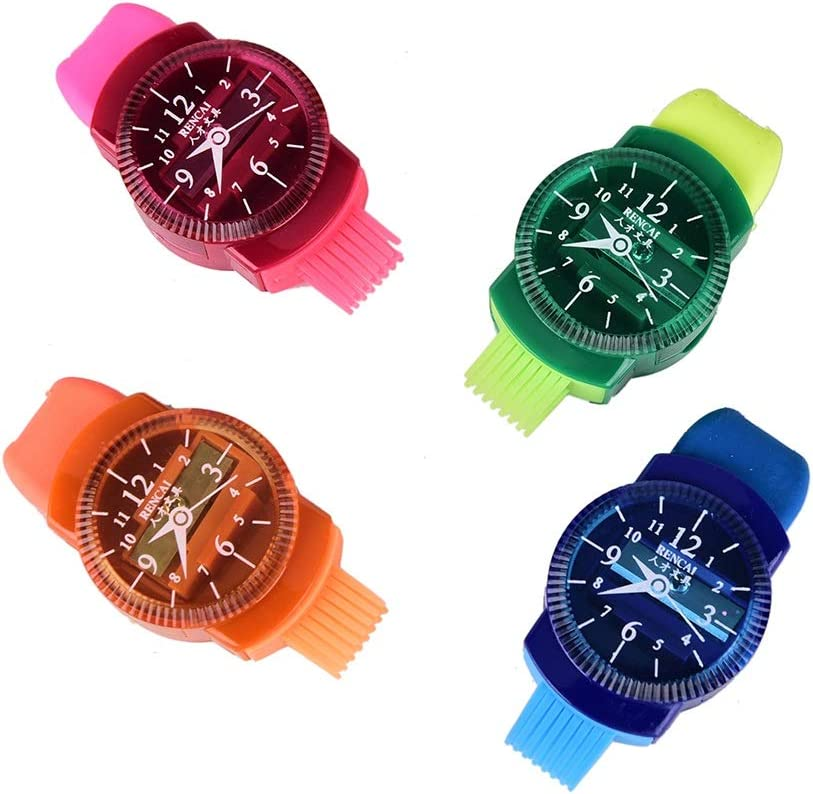 Max 75% OFF Watches Sliced Pencil Sharpener Max 44% OFF Wristwatch Modeling Sharp