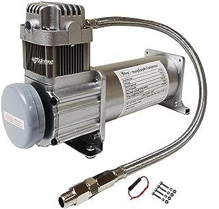 Viking Horns FBA103C Heavy-Duty 200 PSI Air Compressor for Train Horns