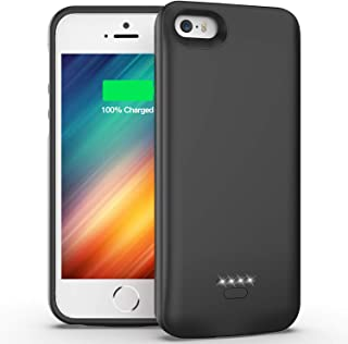 pretty nice 7c94b c7d02 Amazon.com: iPhone 5/5S/SE Cell Phone Charger Cases