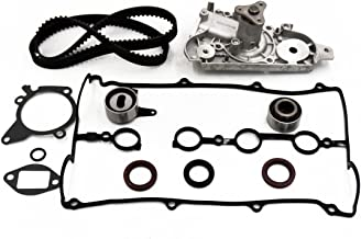 WQ Timing Belt kit Water Pump Valve Cover Gasket Fits2001-2005 Mazda Miata MX5 1.8 DOHC BP-Z3T