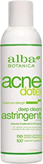 Alba Botanica - Natural ACNEdote Deep Clean Astringent - 6 oz. (Multi-Pack)