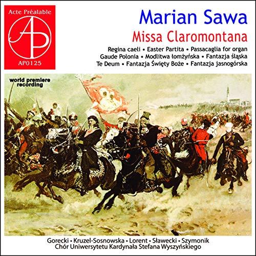 Missa Claromontana for Mixed Choir, Organ and Timpani: No. 1, Kyrie