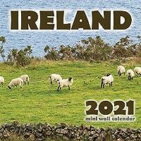 Ireland 2021 Wall Calendar