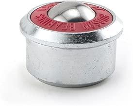 Hudson Bearings HDBT-1-3/16 Drop in Heavy Duty Mounted Carbon Steel Ball Transfer, Stainless Steel, 1-3/16