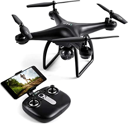 $39 Get LBLA Drone with Camera,SX16 Wi-Fi FPV Training Quadcopter with 720P HD Camera Equipped with Headless Mode One Key Return Easy Operation