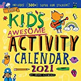Kid s Awesome Activity Wall Calendar 2021