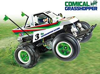 Tamiya 58662 RC Comical Grasshopper Off-Road Buggies 1/10 Scale Model Kit