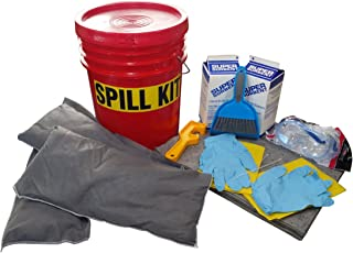 Cleanup Stuff Bucket Spill Kit with Granular Absorbent