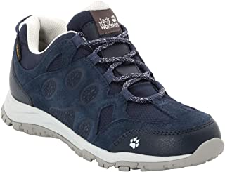 Jack Wolfskin Women's Rocksand Texapore Low Women's Waterproof Hiking Shoe Shoe