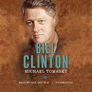 Bill Clinton audiobook cover art