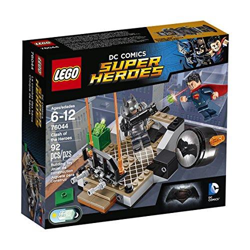 LEGO - Choque de héroes, Multicolor (76044)