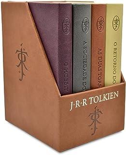 Box Pocket Luxo De O Senhor Dos Anéis + O Hobbit - 1ª Ed.