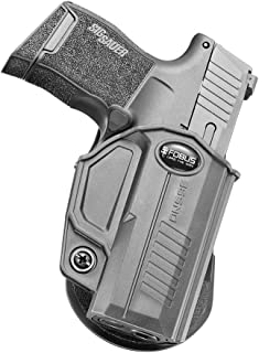 Fobus 365ND Evolution Holster for Sig Sauer P365, Right Hand Paddle