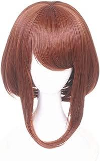 uraraka cosplay wig