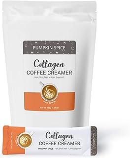 Pumpkin Spice Collagen Coffee Creamer - 10-Count Packets