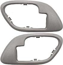 Best camaro door handle bezel Reviews