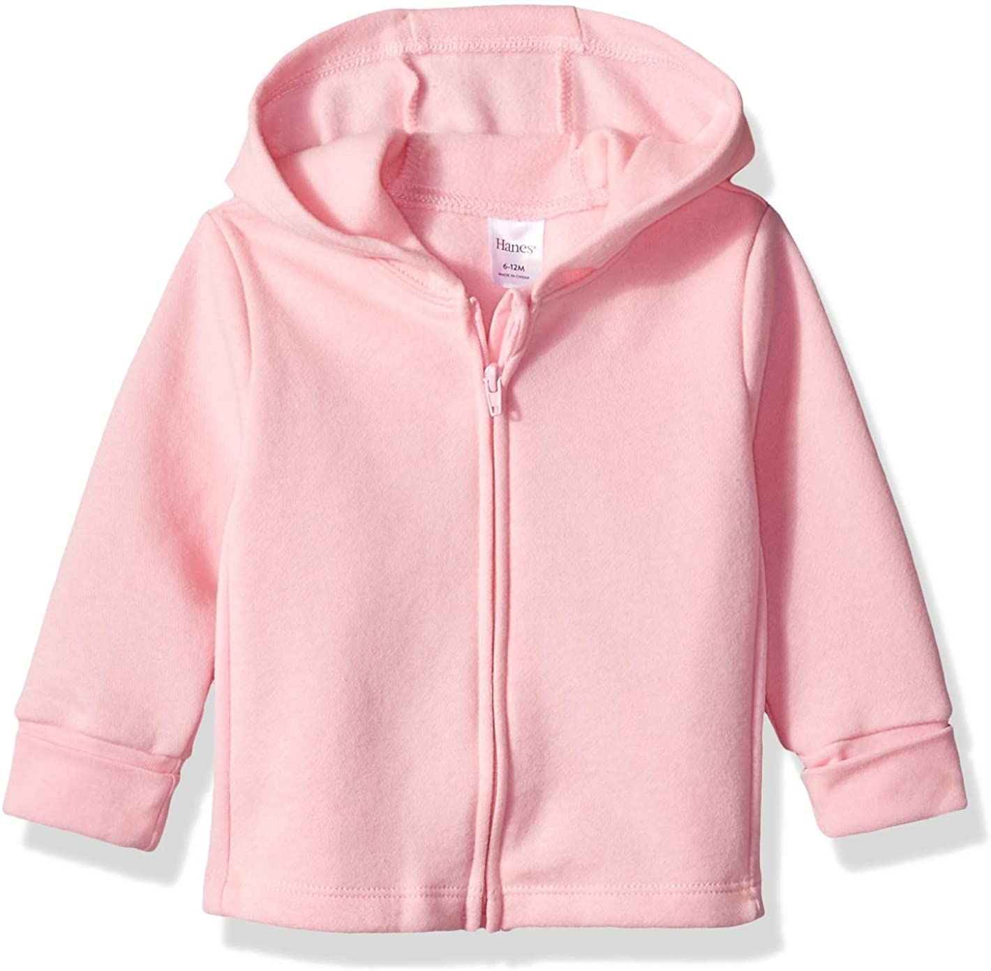 Hanes Ultimate Baby Zippin Fleece Hoodie