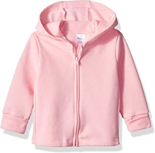 Hanes Ultimate Baby Zippin Fleece Hoodie