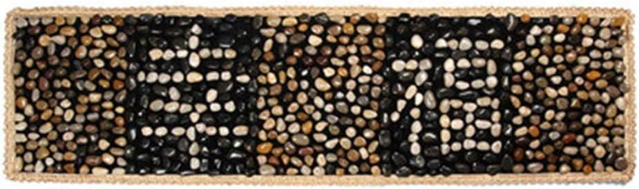 Low price JJZXPJ Reflexology Mat Massage All items free shipping Cobblestone Foot