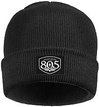 Men Novelty Beanie Hat 805-beer-logo- Warm Woolen Women Sport Skull Cap