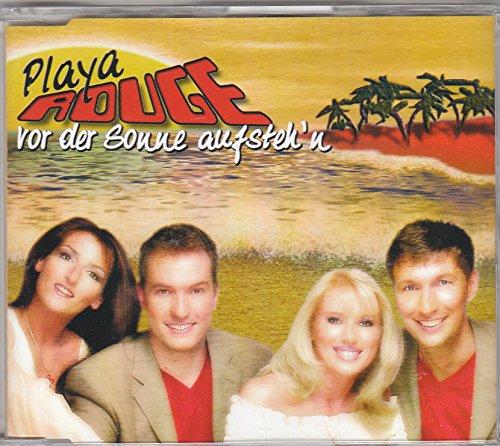 Vor der Sonne aufsteh'n (incl. Karaoke, 2003)