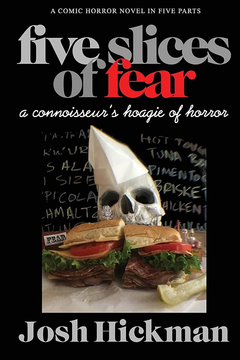 軽量ビールインテリアFive Slices Of Fear: A Connoisseur's Hoagie Of Horror