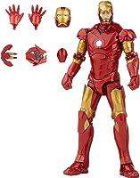 Marvel Hasbro - Serie Legends Figura de acción a Escala, 15.2 cm, Personaje de Juguete de Iron Man Mark 3 Infinity Saga,...