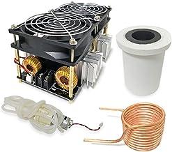 Scheda di riscaldamento DC12-36V 20A 1000W ZVS Modulo di riscaldamento a induzione Riscaldatore a spirale Alimentazione elettrica Riscaldamento Scheda di riscaldamento a bassa tensione Strumento fai