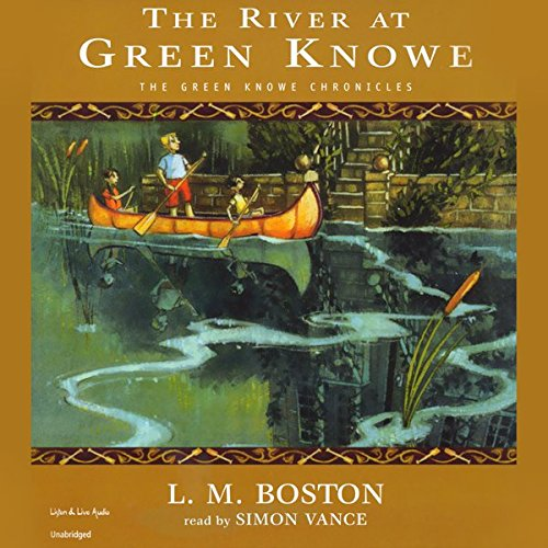 The River at Green Knowe audiobook cover art