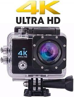 Camera Action Pro Sport 4k Full HD a Prova Agua WiFi