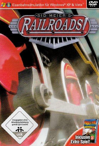 Sid Meier's Railroads / Roller Coaster World 3D