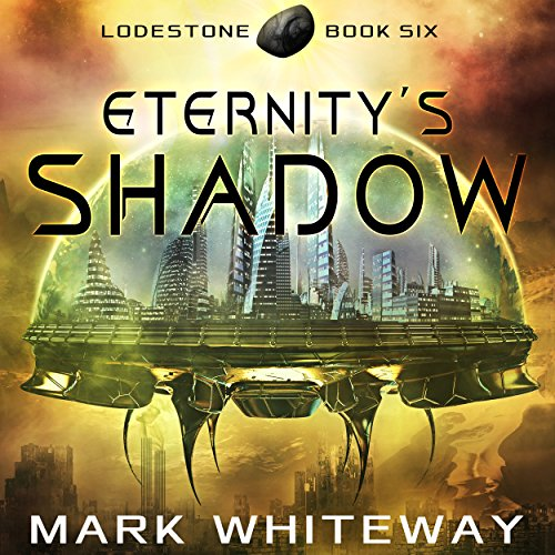 Eternity's Shadow audiobook cover art