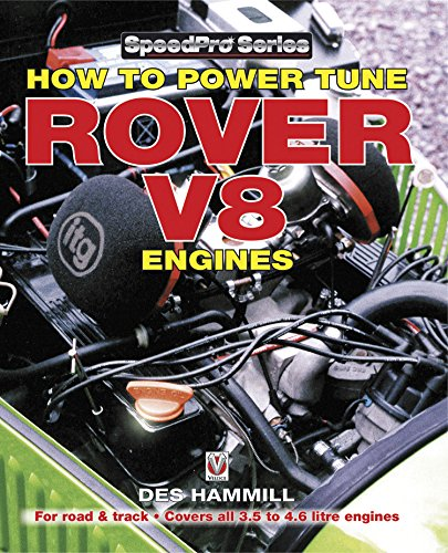 How to Power Tune Rover V8 Engines for Road & Track (SpeedPro series)