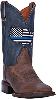 dan post boots thin blue line