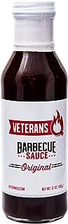Veterans Q Barbecue Sauce (Original, 1 Bottle)
